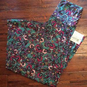 NEW LuLaRoe Paisley BOHO Maxi Skirt NWT Small